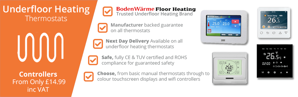Underfloor Heating Controls