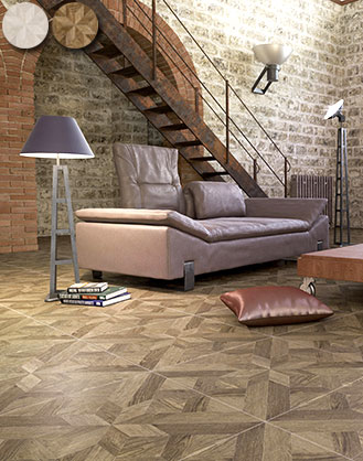 Heritage Parquet Wood Effect