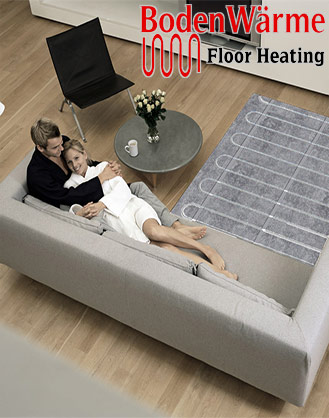 Laminate & Wood Floor Heating