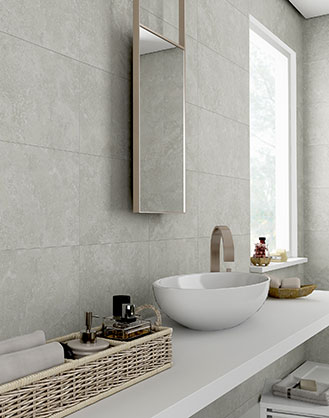 Rapalano Grey Travertine Effect
