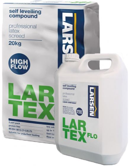 Lartex Flo | 2 Part Latex Smooth Levelling Compound