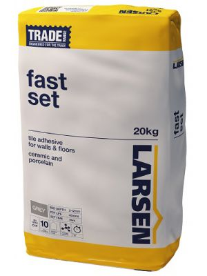 Trade Fast Set Wall & Floor Tile Adhesive
