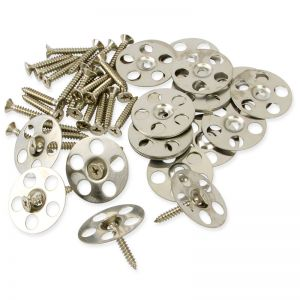 Insulation Board Screws And Washer Set