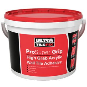 Showerproof Professional Wall Tile Adhesive