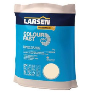 Colour Fast 360 Flexible Wall & Floor Grout Jasmine 3kg