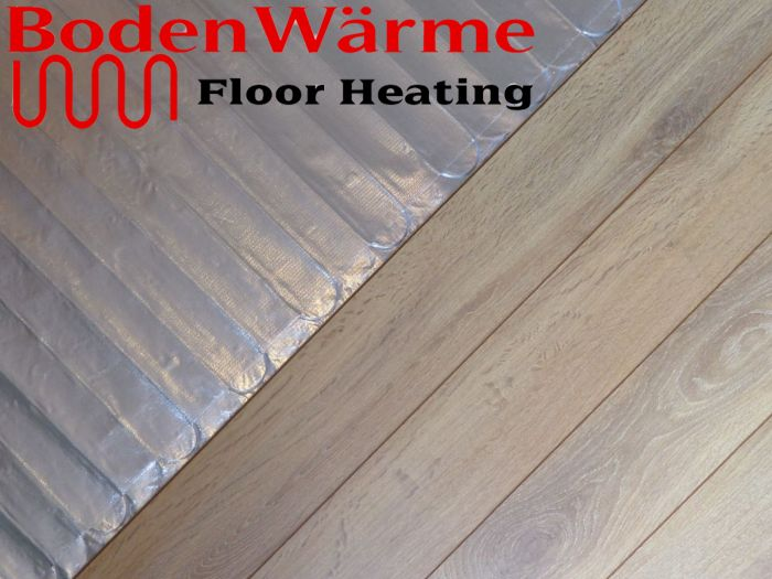 Underfloor Heating Mat for Laminate / Wood