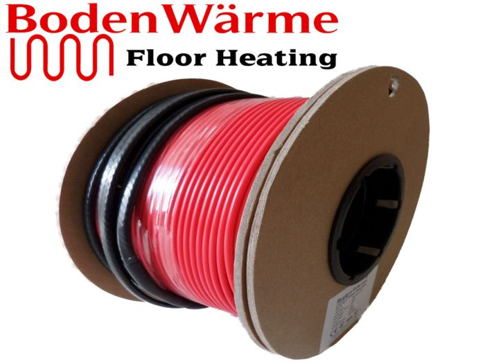 Electric Underfloor Heating Cable Kit