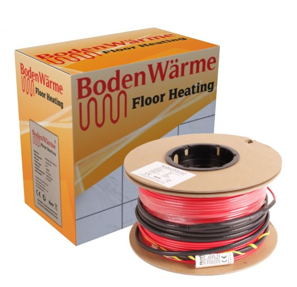 Electric Underfloor Heating Cable Kit 150w /m²