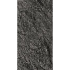 Santiago Anthracite Slate Effect Porcelain Wall And Floor