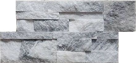 Split Face Sparkle Grey Modular Natural Stone Tiles