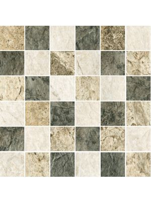 Emulated Stone Mix Mosaic
