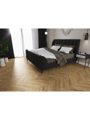 Andes Roble Oak Wood Effect Porcelain Floor Tile