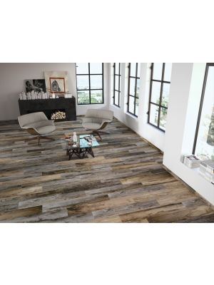 Barnwood Wood Effect Porcelain Floor Tiles