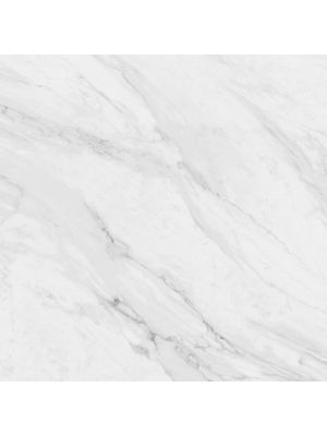 Calacatta White Marble Effect Porcelain Floor Tile
