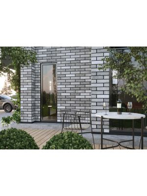 Chicago Grey Brick Effect Wall Tiles