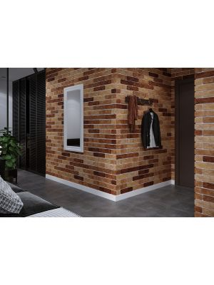 Chicago Red Brick Effect Wall Tiles