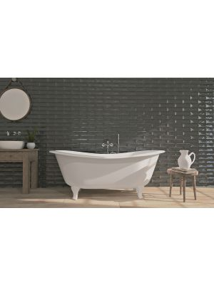Cotswold Dark Grey Wall Tile
