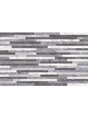 Emora Grey Split Face Effect Wall Tile