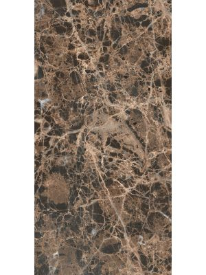Emperador Brown Marble Effect Wall Tile