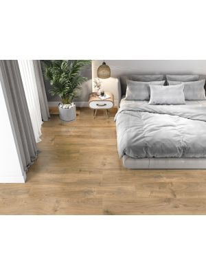 Gallery Roble Oak Wood Effect Porcelain Floor Tile