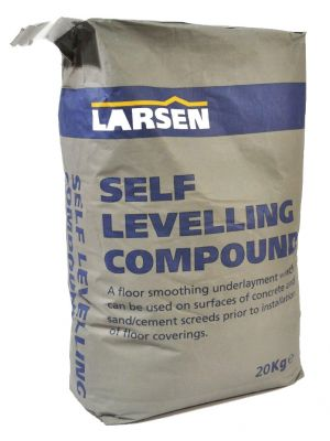 Standard Self Levelling Compound 0-6mm