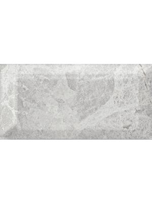 Metro Grey Marble Effect Bevelled Wall Tile