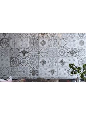 Nikea Sephia Matt Grey Wall & Floor Tile