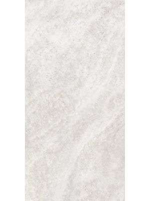 Replica Grey Travertine Effect Porcelain Wall and Floor Tile