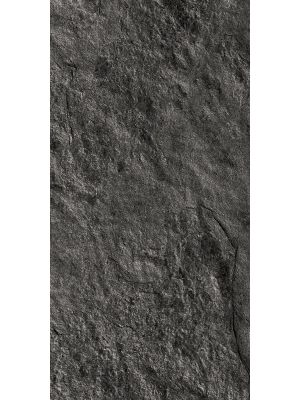 Santiago Anthracite Slate Effect Porcelain Wall And Floor Tile