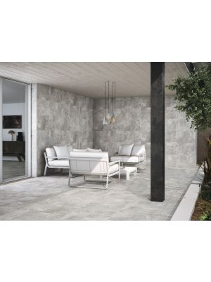 Sherpa Grey Porcelain Floor & Wall Tile PALLET DEAL