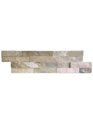 Split Face Oyster Quartzite Natural Stone Tile