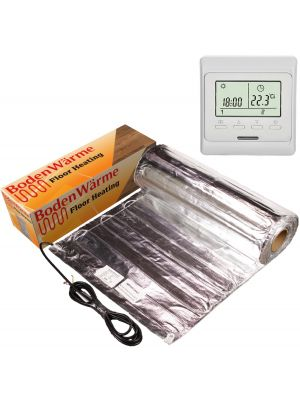 Underfloor Heating Kit for Laminate +Digital Thermostat