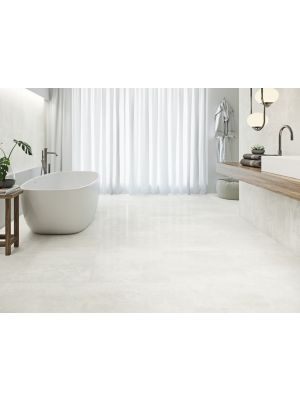 Urbano Lappato Light Grey Rectified Porcelain Floor Tile