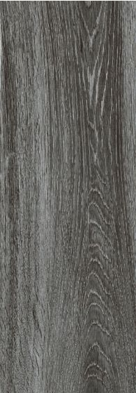 Palmer Dark Grey Gloss Wood Effect Floor Tile