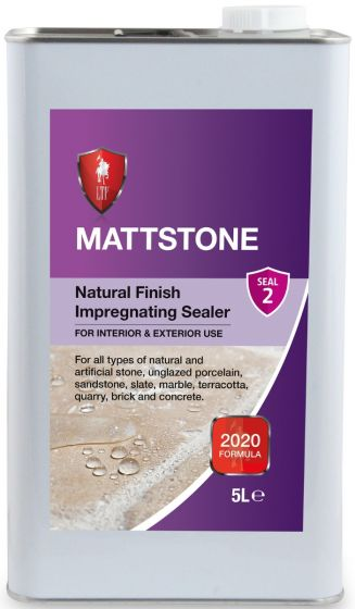 LTP Mattstone Matt Finish Tile Sealer 5 Litre