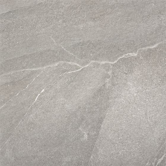 Rimini Grey Stone Effect 1000x1000mm Anti Slip Porcelain Floor Tile